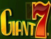 Игровой автомат Giant 7 – для самых азартных